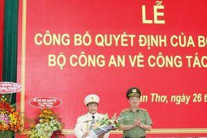Đại tá Nguyễn Văn Thuận giữ chức Giám đốc Công an TP.Cần Thơ