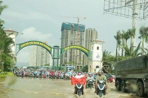 Vì sao các khu đô thị hiện đại ở Hà Nội bị ngập sâu khi mưa lớn xuất hiện?