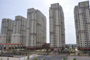 Đấu giá thành công 200 căn hộ tái định cư Phú Mỹ