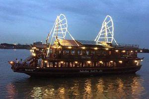 TP Hồ Chí Minh: Tàu du lịch được khai thác ở bến Bạch Đằng