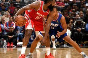 Nhận định NBA 27/10: Houston Rockets liệu có thể phục thù L.A Clippers?
