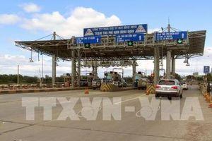 Dừng thu phí BOT Bắc Bình Định vì chậm sửa chữa hư hỏng