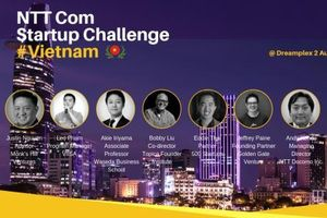 Sắp diễn ra cuộc thi dành cho các doanh nghiệp khởi nghiệp Việt Nam