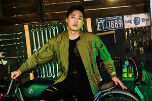 Châu Khải Phong tư vấn 3 mẫu áo khoác bất hủ cho các chàng mùa thu đông