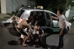 Vụ 2 xe máy đấu đầu kinh hoàng khiến 7 người thương vong: Các nạn nhân còn rất trẻ, đều không đội mũ bảo hiểm