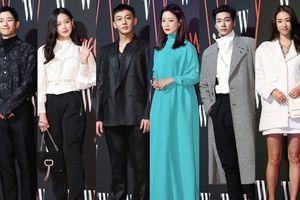Jung Hae In - Yoo Ah In, Lee Yeon Hee 'lép vế' trước thần sắc của Kim Young Kwang và 'noona' Kim Hee Sun tại 'W Korea 2018'