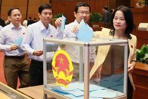 Lá phiếu tín nhiệm là lời nhắc nhở các bộ trưởng