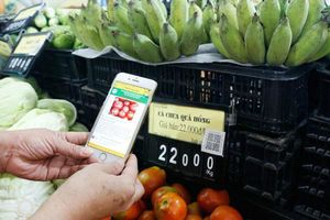 Hỗ trợ 140 cơ sở truy xuất nguồn gốc nông sản bằng tem điện tử thông minh QRcode