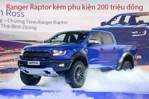 Để sở hữu sớm Ford Ranger Raptor, khách hàng phải mua phụ kiện thêm 200 triệu đồng