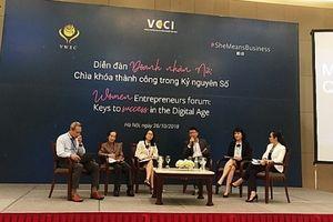 Chìa khóa thành công cho nữ doanh nhân trong kỷ nguyên số