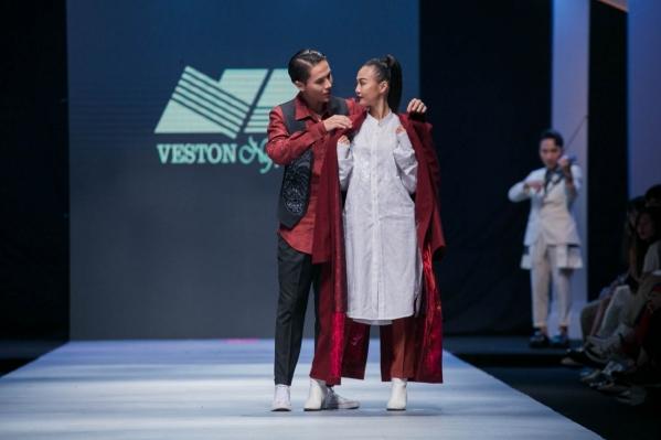 Tuyết Như - The Face: Gương mặt nữ duy nhất xuất hiện giữa dàn nam thần của BST 'Vượt vũ môn'
