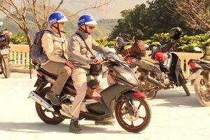 Hà Giang: Xử lý người nước ngoài vi phạm an toàn giao thông đường bộ