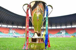Lịch thi đấu chính thức AFF Cup 2018