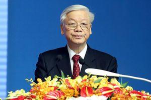 Lãnh đạo các nước, các đảng gửi điện và thư chúc mừng Tổng Bí thư, Chủ tịch nước Nguyễn Phú Trọng