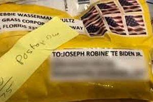 Phát hiện thêm 2 bưu kiện khả nghi gửi tới các thành viên đảng Dân chủ Mỹ