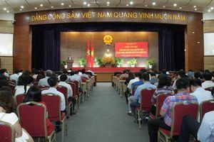 Hội nghị triển khai ngày Ngày Pháp luật Việt Nam và tập huấn, phổ biến Luật Tố cáo năm 2018