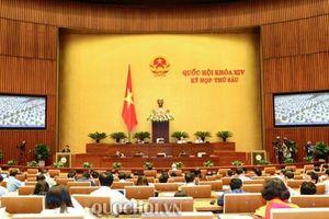 Quốc hội thảo luận về Dự thảo Luật Bảo vệ bí mật nhà nước