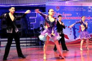 Liên hoan các Câu lạc bộ khiêu vũ thể thao năm 2018
