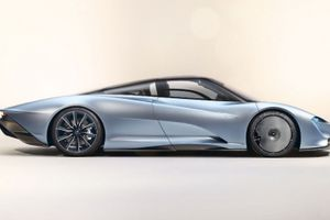 Ra mắt McLaren Speedtail - hypercar du lịch sang trọng đầu tiên trên Thế giới