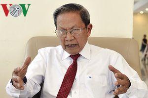 'Không tự dưng một số Bộ trưởng bị nhiều phiếu tín nhiệm thấp như vậy'