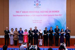 Các nước ASEAN ra tuyên bố chung xóa bỏ rào cản với phụ nữ