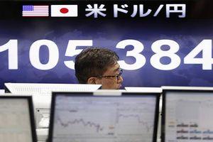 Chỉ số Nikkei giảm xuống mức thấp nhất trong 7 tháng qua