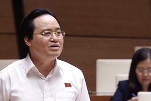 Bộ trưởng GD&ĐT: Tôi phản đối & kiên quyết chống gian lận trong thi cử