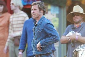 Sau những tranh chấp nuôi con, Brad Pitt xuất hiện điển trai, lãng tử