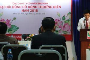 9 tháng, Bảo Minh đạt doanh thu 3.058 tỷ đồng