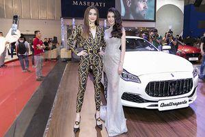 Maserati ra mắt Quattroporte Granlusso GTS mới tại Việt Nam