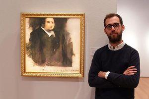 Bức tranh 'kinh dị' được bán giá 10 tỷ đồng