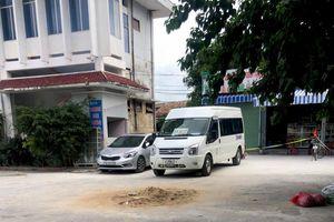 Bắt khẩn cấp côn đồ đâm chết tài xế xe khách ở Quảng Bình