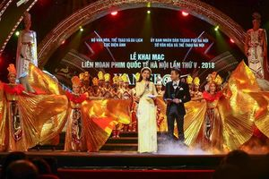 Bộ trưởng Nguyễn Ngọc Thiện đánh cồng, khai mạc Liên hoan phim Quốc tế Hà Nội lần thứ V: Mở cơ hội đưa điện ảnh Việt hội nhập với thế giới