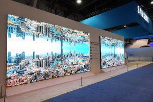 Samsung ra mắt loạt màn hình LED chuyên dụng