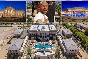 Biệt thự 10 triệu USD của Mayweather nằm giữa sa mạc