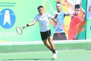 Lý Hoàng Nam lần đầu vào chung kết giải Futures cấp độ 2