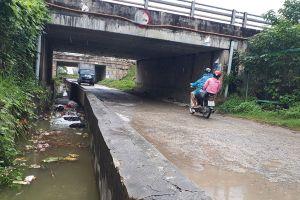 Đại lộ Thăng Long (Hà Nội): Nhếch nhác hầm chui dân sinh