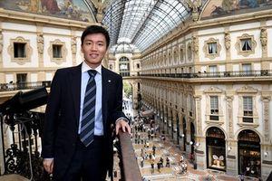 Gia tài kếch xù của thiếu gia Trung Quốc vừa được bổ nhiệm làm Chủ tịch Inter Milan