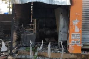 2 cô gái chết cháy tại cửa hàng hoa: Ai châm lửa?