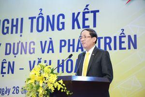 Bưu điện văn hóa xã đóng góp 14% doanh thu của VNPost
