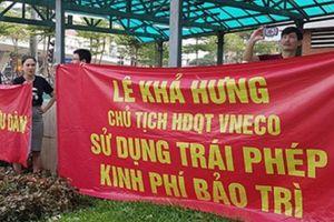 Mua chung cư cao cấp Star City Lê Văn Lương, cư dân ròng rã đòi quỹ bảo trì