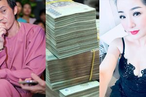 Cát-xê 40.000 đồng còn bị 'cắn' mất 15.000 đồng và kỉ lục thù lao của sao Việt