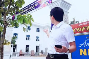 Thành phố Vinh 'kêu' khó xử lý sai phạm của Công ty Trung Long