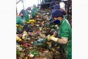 Sớm khắc phục tình trạng ô nhiễm môi trường từ bãi rác ở TP Cà Mau