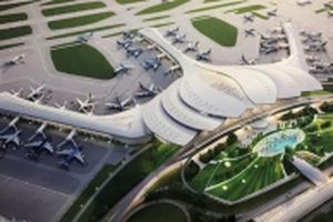 Long Thành lọt 'top' 16 dự án sân bay được mong chờ nhất thế giới