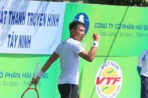 Hoàng Nam vào bán kết đơn và đôi F4 Vietnam