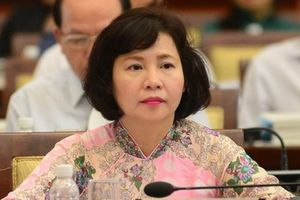 Cựu Thứ trưởng Hồ Thị Kim Thoa muốn bán hết cổ phiếu đang sở hữu