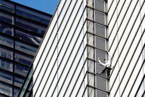 'Người nhện' Pháp bị bắt ở London