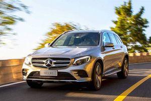 'Soi' Mercedes-Benz GLC L 2019 dành riêng cho Trung Quốc
