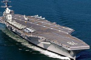 Tiết kiệm ngân sách, Mỹ đóng cùng lúc 2 tàu sân bay Gerald R. Ford?